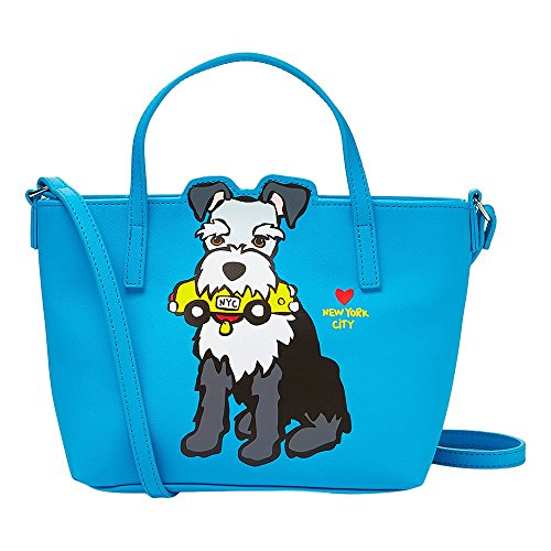 Marc Tetro Crossbody (Boston Terrier, Dotson, Westie, Schnauzer) (schnauzer (Blue))