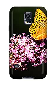 Everett L. Carrasquillo's Shop 8540500K46145674 Perfect Tpu Case For Galaxy note4/ Anti-scratch Protector Case (butterfly In Botanic Garden)