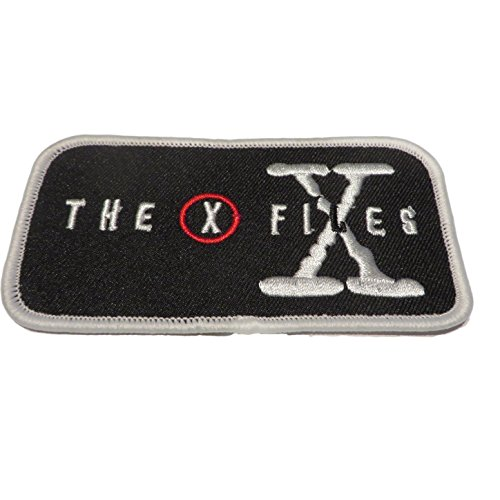 THE X FILES PATCH Movie TV Series Costume Cosplay 4