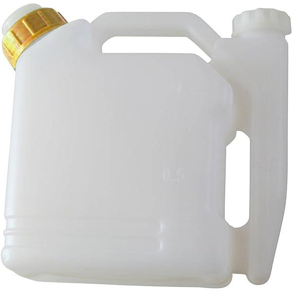Amazon.es: JRL - Botella portátil para mezclar gasolina o ...