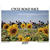 cycle road race 2019年 カレンダー 卓上 CL-556