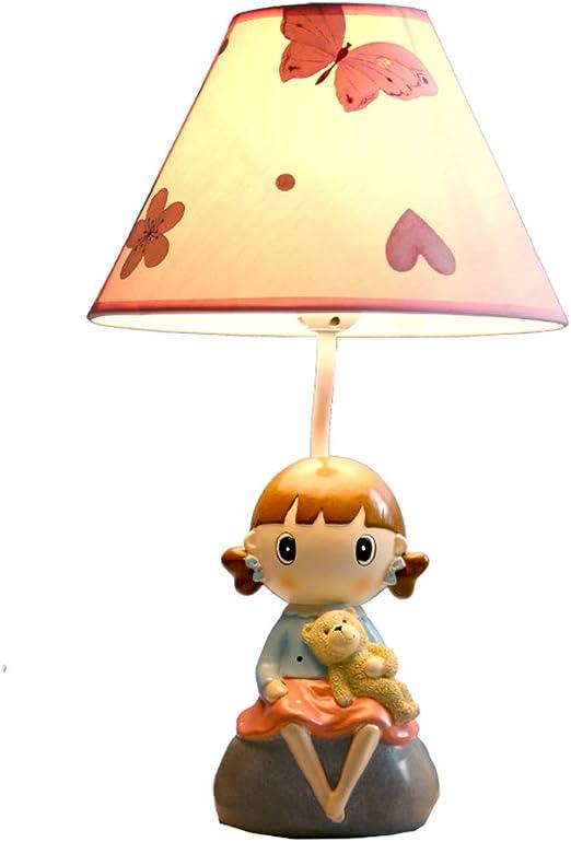 Mesilla de Noche Lámparas, Luz de la Mesa Para Niños, Dormitorio ...