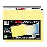 "Roaring Spring WIDE Landscape Pad, 11"" x 9.5"", 40"