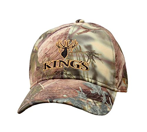 King's Camo KHT1511-MS Hunter Series Hat, One Size, Mountain Shadow ()
