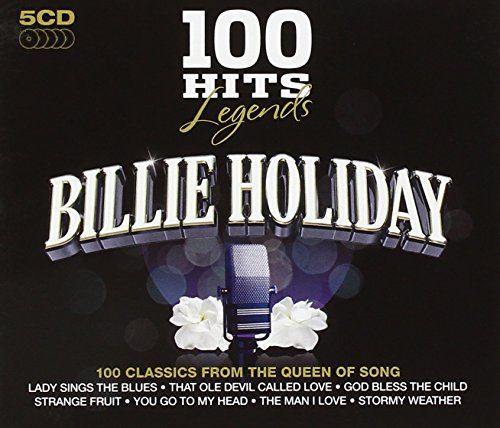 Billie Holiday - 100 Hits Legends-Billie Holiday - Zortam Music