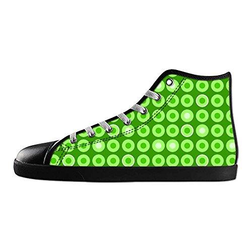 Dalliy polka dots Mens Canvas shoes Schuhe Footwear Sneakers shoes Schuhe E