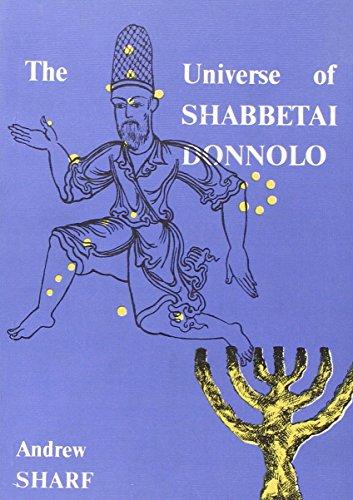 The Universe of Shabbetai Donnolo
