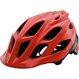 Fox Flux Helmet – Closeout – RED, Small/Medium