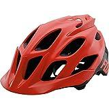 Cheap Fox Racing Flux Creo Helmet Red/Black L/XL