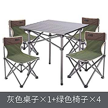 Xing Lin Mesa Al Aire Libre Outdoor Mesa Plegable Portátil ...