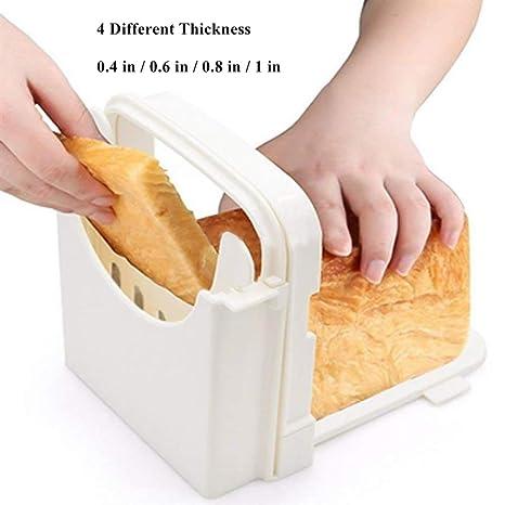 Amazon.com: Guía para cortar pan: Kitchen & Dining
