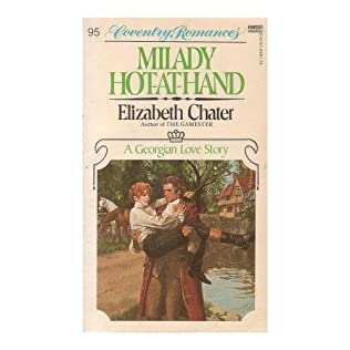 book cover of Milady Hot-At-Hand