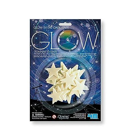 M Glow Star Ciencia