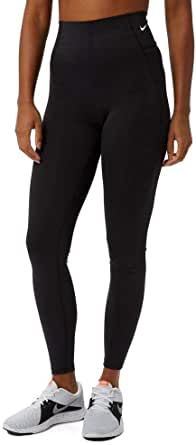 Nike Women's Sculpture Victory Training Tights, Black/White