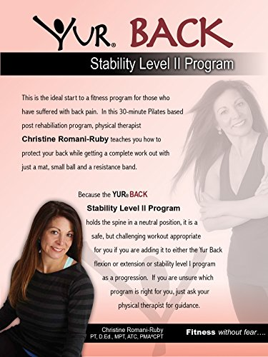 YUR Back Stability Level II by