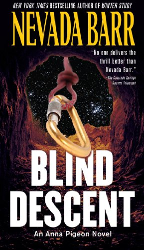 book cover of Blind Descent