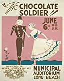 WPA Poster 1936-41 The Chocolate Soldier Poster Print by Oscar Straus (24 x 36)