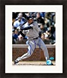 Autographed J.J. Hardy Photo - 8x10 Matted & Framed - Autographed MLB Photos