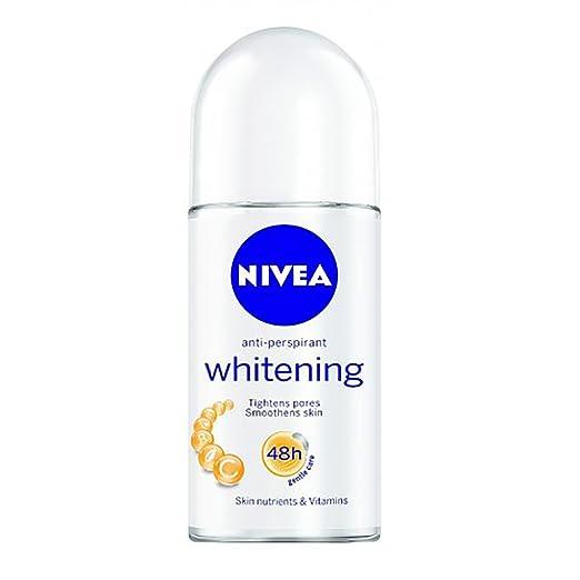 Nivea Whitening Pore Minimizer Antiperspirant Deodorant Roll-On 50ml