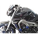 Yamaha MT-0914/fz-0914(4pièces)/fibre de carbone–Panneau latéral de
