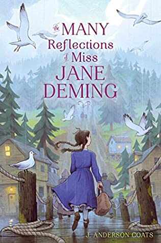 book cover of The Many Reflections of Miss Jane Deming