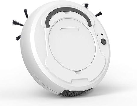 ML Robot Aspirador Aspirador Batería pequeña Limpiador de ...