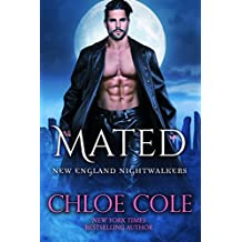 Mated: A Full-Length, Steamy Vampire Romance (New England Nightwalkers Book 2)