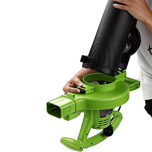 Best Leaf Blower Vacuum Mulcher : Best partner leaf blower vacuum mulcher electric import