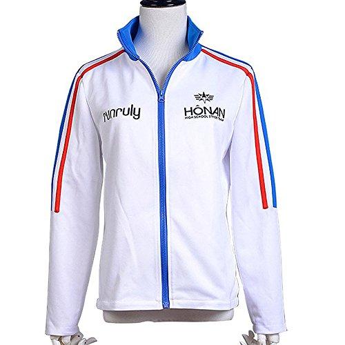 [Costhat School Uniforms Academy Jacket Coat Cosplay Costume Both Boys And Girls] (Ramen Noodle Costumes)