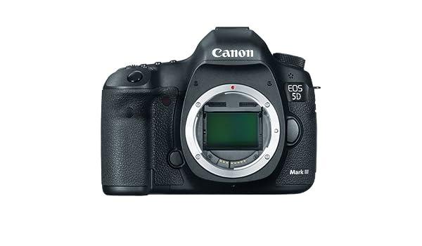 Canon 5260B021AA - EOS 5D Mark III Cuerpo, Cámara réflex digital ...