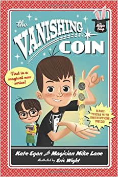 Image result for The Vanishing Coin book cover