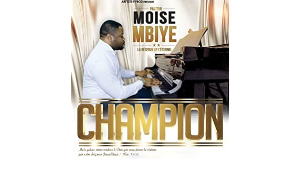 album champion moise mbiye