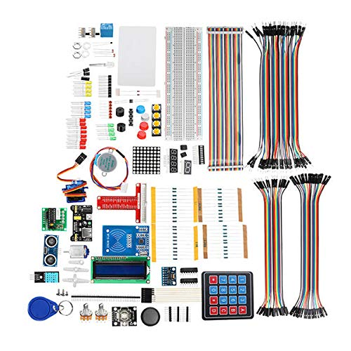 E8 Ultimate Starter Learning Kit With Python Motor For 2 - Arduino Compatible SCM & DIY Kits Raspberry Pi & Orange Pi - 1x Triaxial Accelerometer Sensor Module -