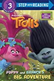#6: Poppy and Branch's Big Adventure (DreamWorks Trolls) (Step into Reading)