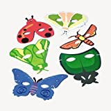 Dozen Bug Animal Masks (Toy)