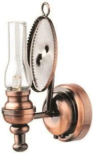 Houseworks, Ltd. Dollhouse Miniature Camden Wall Lamp