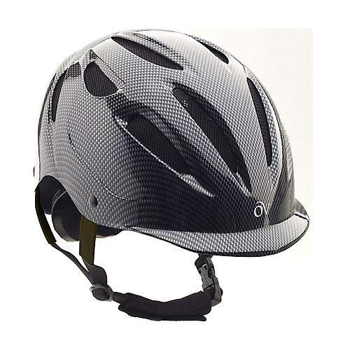 Ovation Women's Protege Riding Helmet, Graphite, Large/X-Large