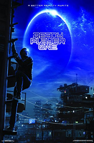 Trends International Ready Player One Sheet Wall Poster, 22.