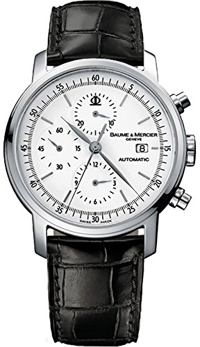 Baume-Mercier-Mens-8591-Classima-Chronograph-Watch