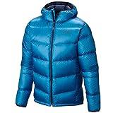 Mountain Hardwear Men's Kelvinator Hooded Jacket, Dark Compass, L