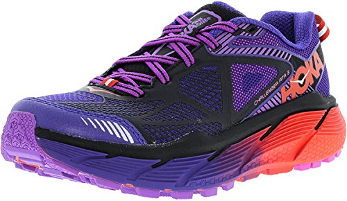 SS17 Black Hoka ONE 3 Shoes Blue Running Deep Women's Challenger ONE ATR HOKA Trail UTOWqvUw