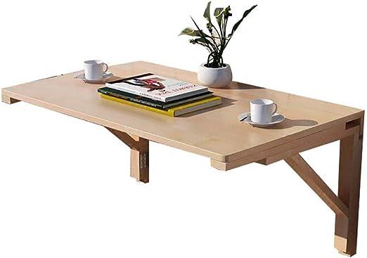 CCQBZDZ Mesa Plegable de Pared, Mesa de Cocina, Muebles para niños ...