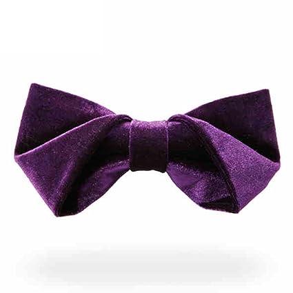 QIDI - Corbata de Lazo, Color Morado: Amazon.es: Hogar