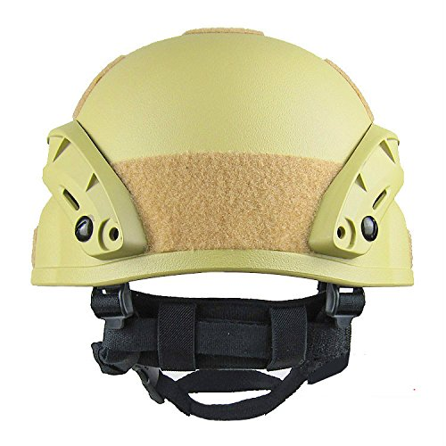 Amazon.com : Military Tactical Helmet Cover Casco Airsoft Helmet Accessories Emerson Paintball Fast Jumping Protective Face Mask Helmet (Black) : Sports & ...
