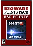 BioWare Points 560 Arrival [Online Game Code]