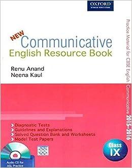 Communicative English Book