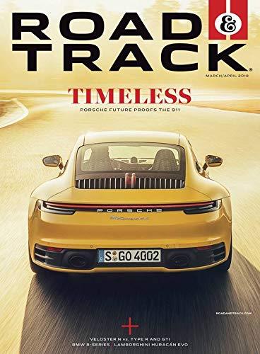 Trend Motor Magazine - Road & Track