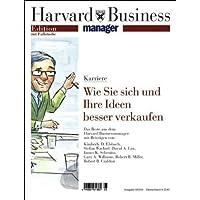 Harvard Business Manager Edition 5/2004: Karriere: Wie Sie sich und Ihre Ideen besser verkaufen (Edition Harvard Business Manager)