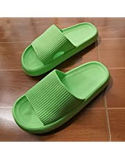 CloudFeet Ultra-Soft Slippers, Pillow Slides Slippers, Bathroom Non-Slip Thick Soled Shoes, Quick-Drying Shower Slides, EVA Open Toe Soft Slippers