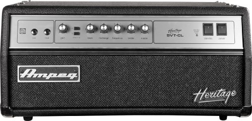Ampeg Heritage HSVT-CL 2011 300W All-Tube Bass Amp Head